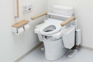 071 高齢者にも使いやすいトイレの広さや設備を考えてみる