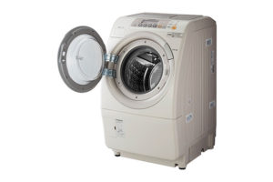 174 洗面所だけじゃない?洗濯機をキッチンに置いて家事動線を効率良く