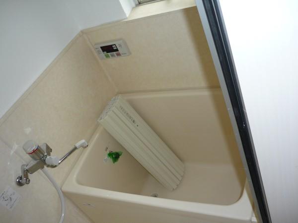 バスルームafter