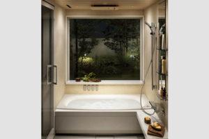 208 マンションでも可能?ゆったりくつろげるホテルや旅館みたいなお風呂