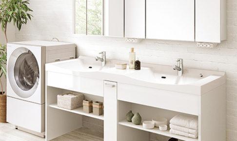 218 洗面台は2つあってもいい?複数個所設置や多目的に対応する洗面所