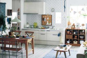 220 対面式キッチン?壁付けキッチン?我が家に合うキッチンタイプは?