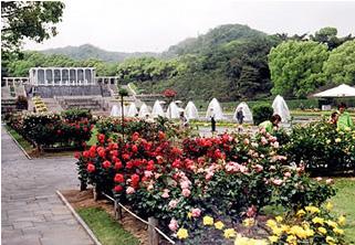 須磨離宮公園・須磨離宮植物園