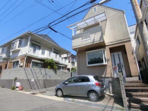 ★神戸市垂水区星陵台7丁目の小屋裏の有る家★