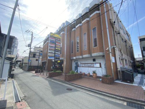 JR「加古川」駅徒歩3分、利回り10%の収益店舗(1階路面店)