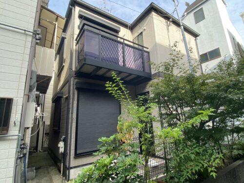 阪神「西灘」駅徒歩2分、灘区船寺通4丁目の貸家