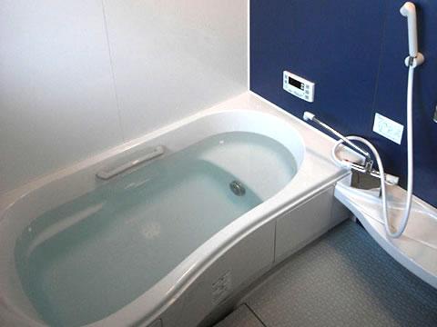お掃除らくらく 浴室リフォーム