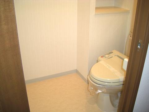 洗面台・トイレ リフォーム 2枚目