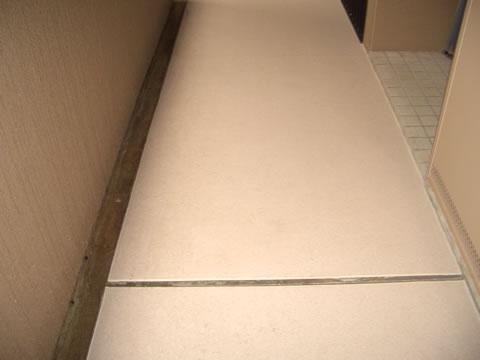 防汚・清掃性が大幅向上 床リフォーム  2枚目