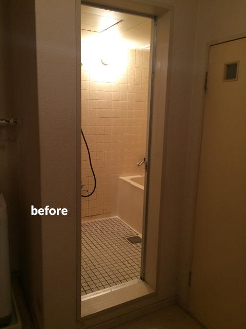 マンション アスベスト含有の浴室・洗面所などの水回りをリフォーム  6枚目