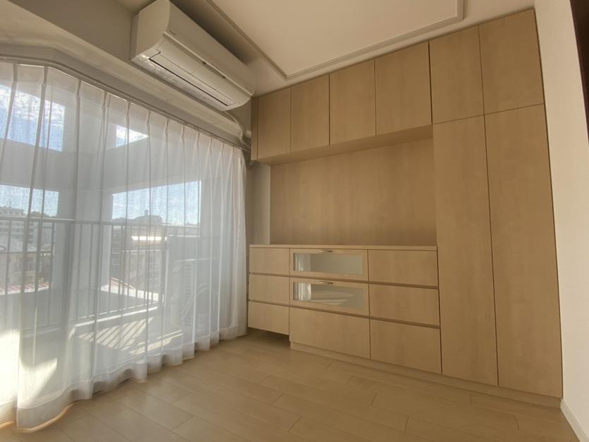 オーダー家具製作取付で家に合った家具で暮らす